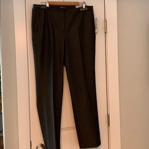 Dark gray pants, new with tags